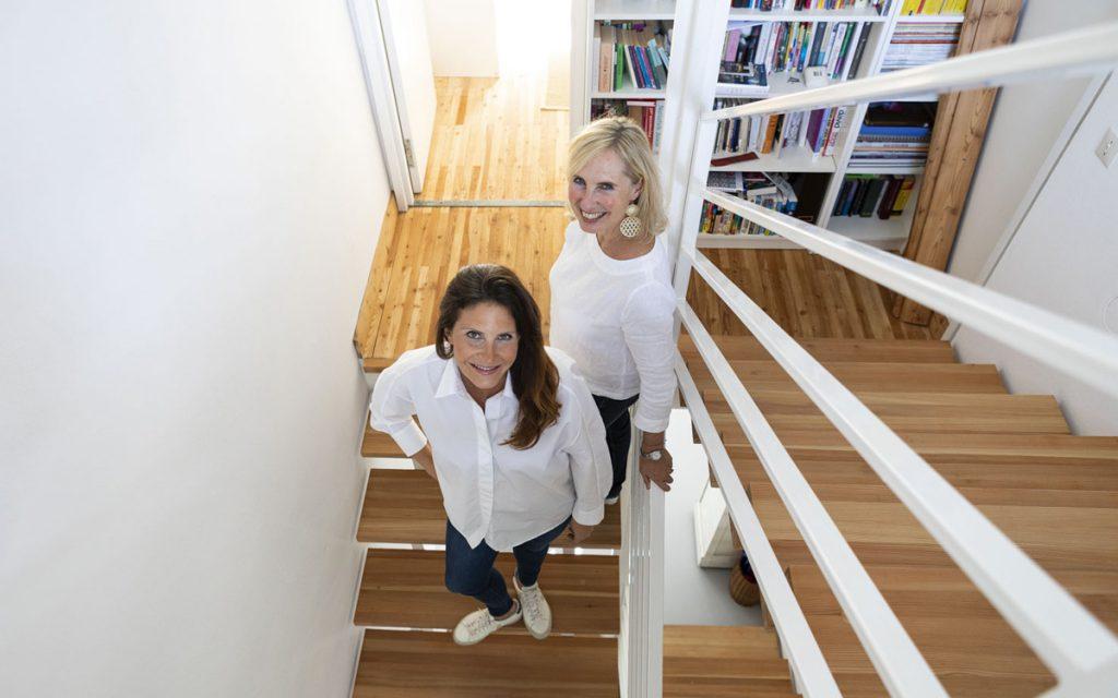 Gabriela und Nina Paumgartner-Schneider